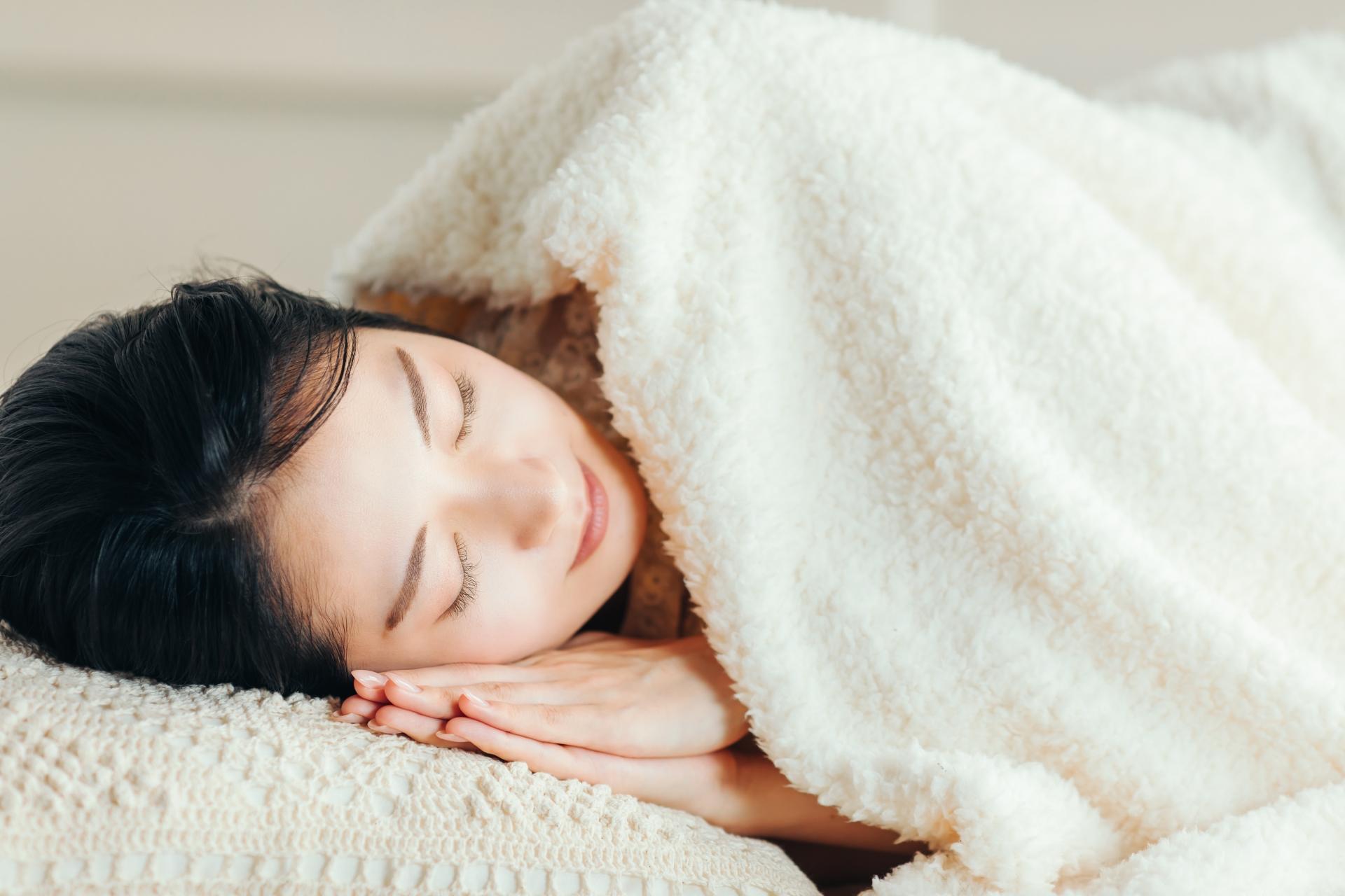 ダイエット成功のカギは…睡眠にあり!