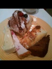 加圧トレーニングスタジオ Biplusのブログ-ケーキ